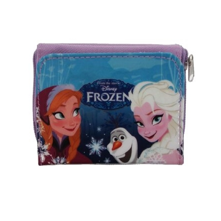 Frozen Folding Purse Sparkle Gift