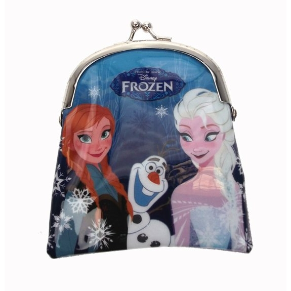 Frozen Clasp Purse Sparkle Gift
