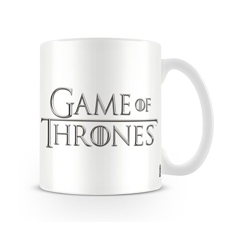 Game of Thrones Boxed Mug Logo Sparkle Gift