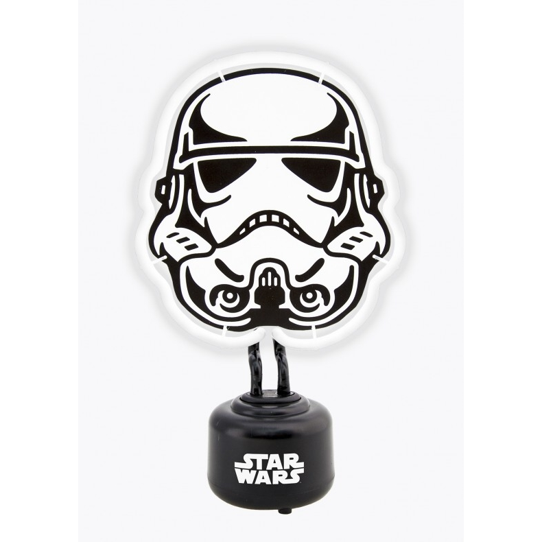 Star Wars Mini Neon Light Stormtrooper Sparkle Gift