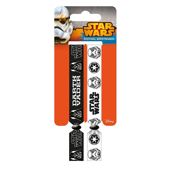 Star Wars Festival Wristbands Empire Sparkle Gift