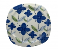 Sarah Heaton Take Two Side Plate 21cm Pack 6 Sparkle Gift
