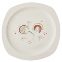 Sarah Heaton Accent Bloom Side Plate Pack 6 Sparkle Gift