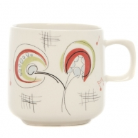 Sarah Heaton Accent Bloom Mug Pack 6 Sparkle Gift