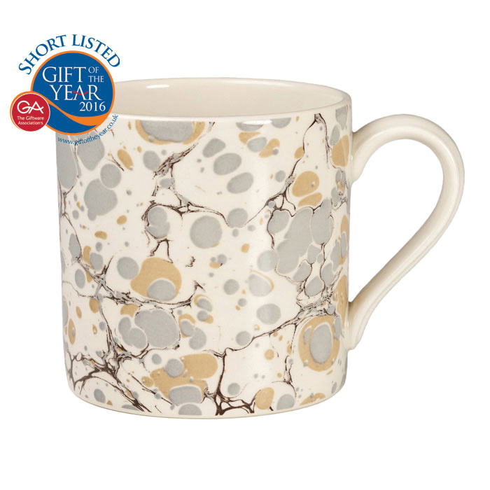 Bookbinder Mug Gold Pack 6 Sparkle Gift