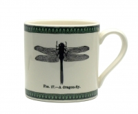 Edward Challinor Mug Dragonfly Pack 6 Sparkle Gift