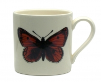 Edward Challinor Mug Butterfly Pack 6 Sparkle Gift