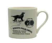 Edward Challinor Mug Chiens Pack 6 Sparkle Gift
