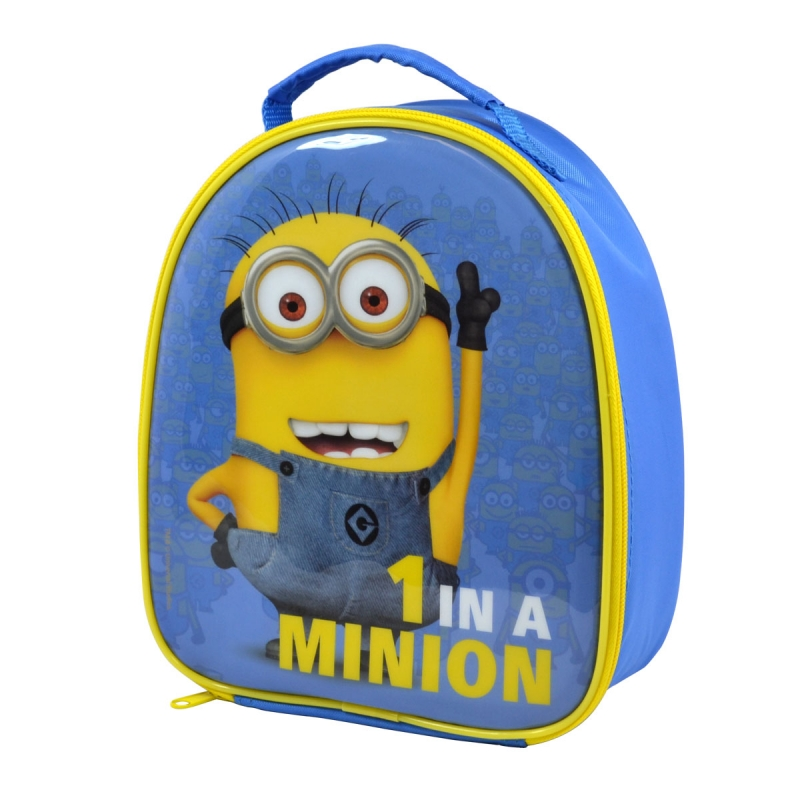 Minions Lunchbag 1 In A Minion Sparkle Gift