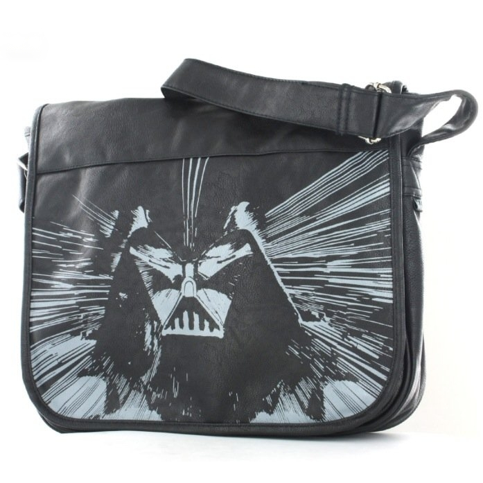 Star Wars Messenger Bag Darth Vader Sparkle Gift