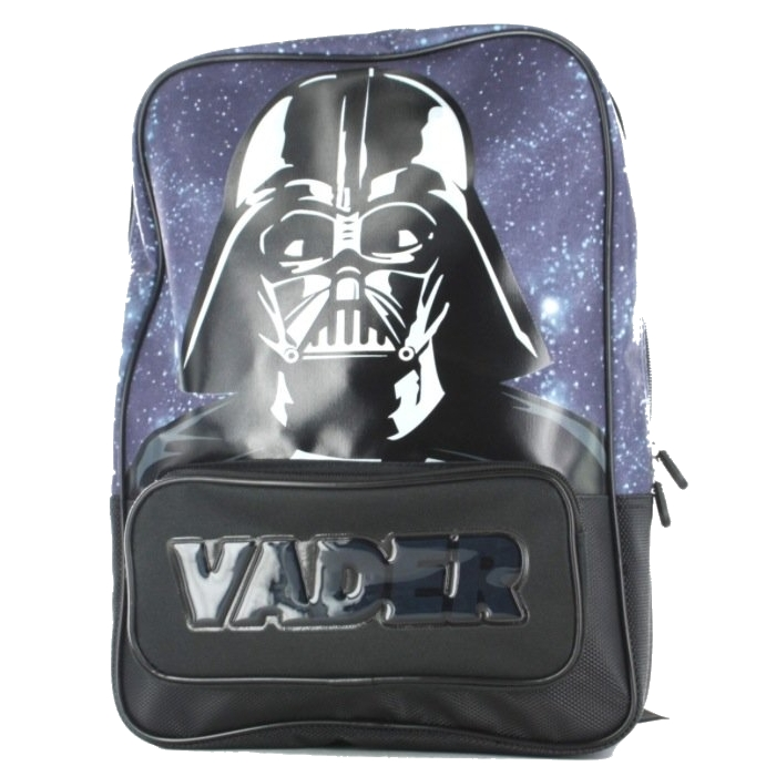 Star Wars Backpack Darth Vader Sparkle Gift