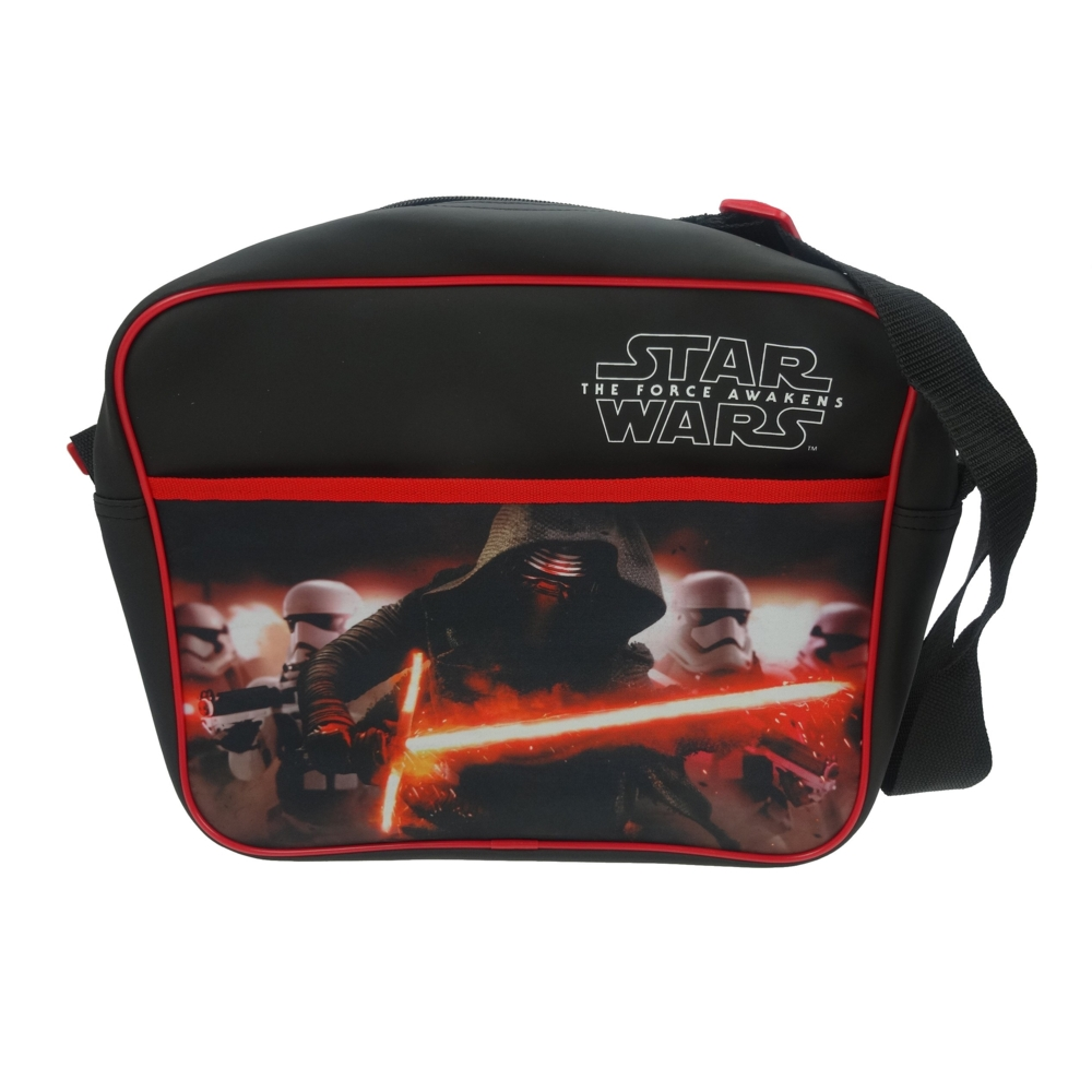 Star Wars Courier Bag The Force Awakens Rule Sparkle Gift