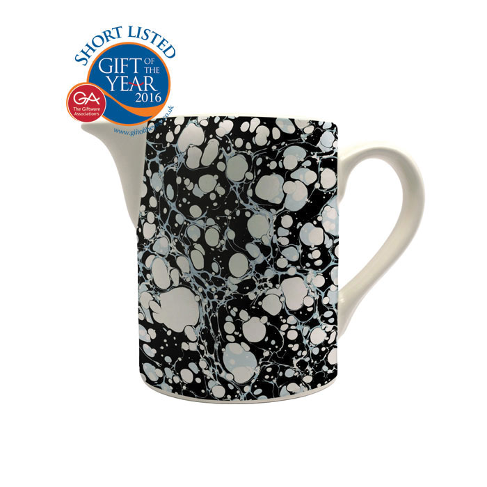 Bookbinder Large Jug Black Pack 1 Sparkle Gift