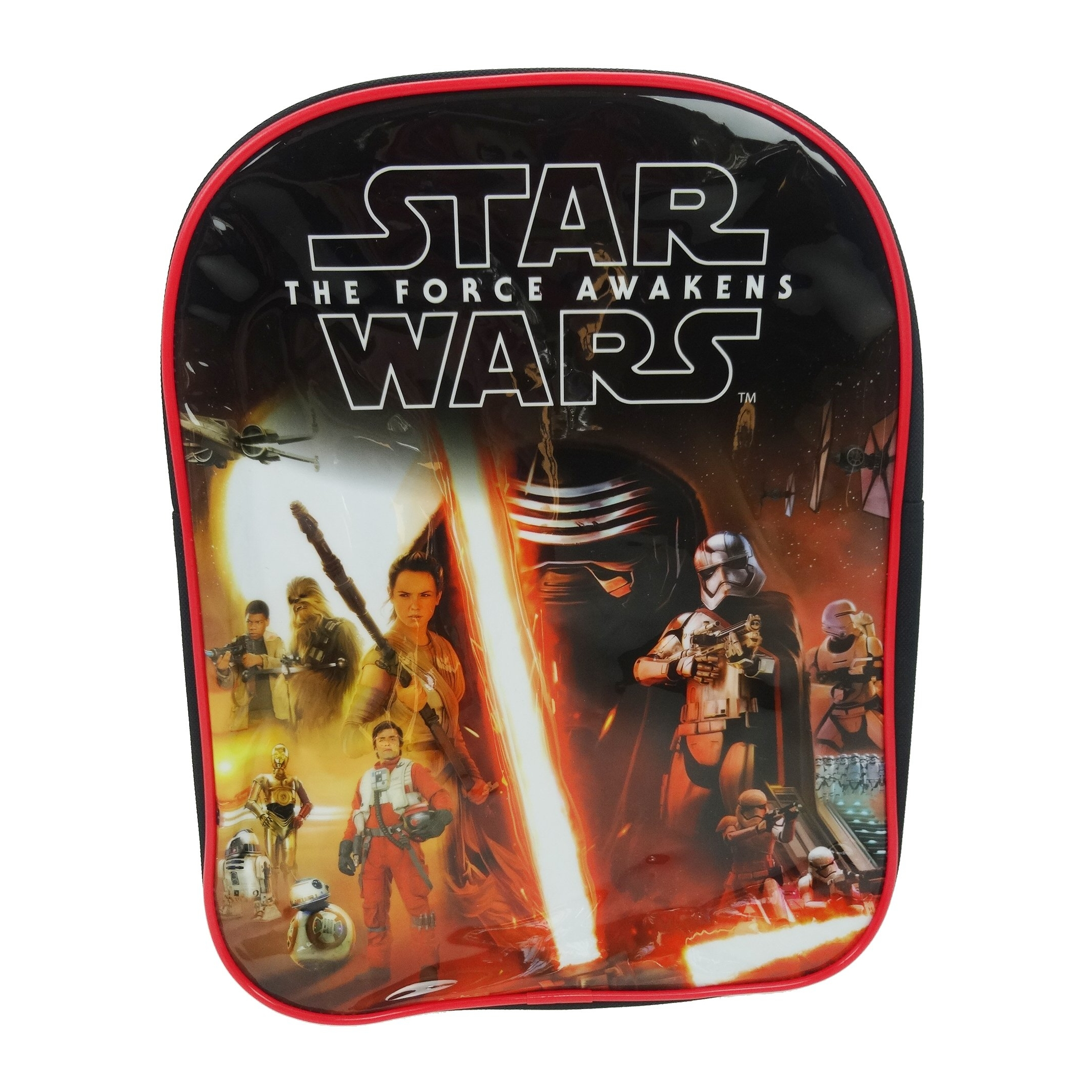 Star Wars Backpack The Force Awakens Rule Sparkle Gift