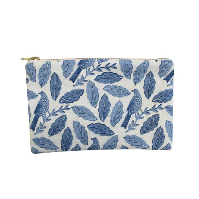 Songbird Blue Pencil Case Sparkle Gift
