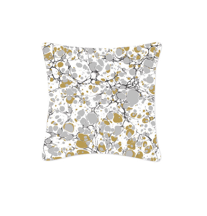 Bookbinder Cushion Gold                                      Sparkle Gift