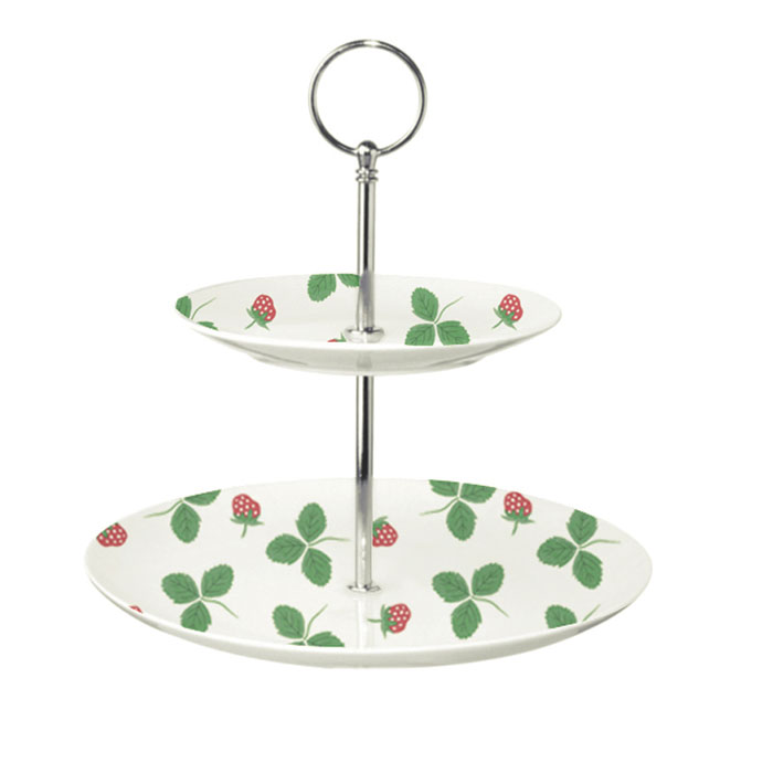 Strawberry Cake Stand Hinchcliffe and Barber                 Sparkle Gift