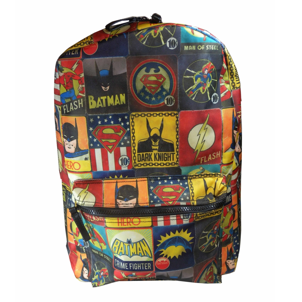Dc Comics Backpack Vintage Sparkle Gift
