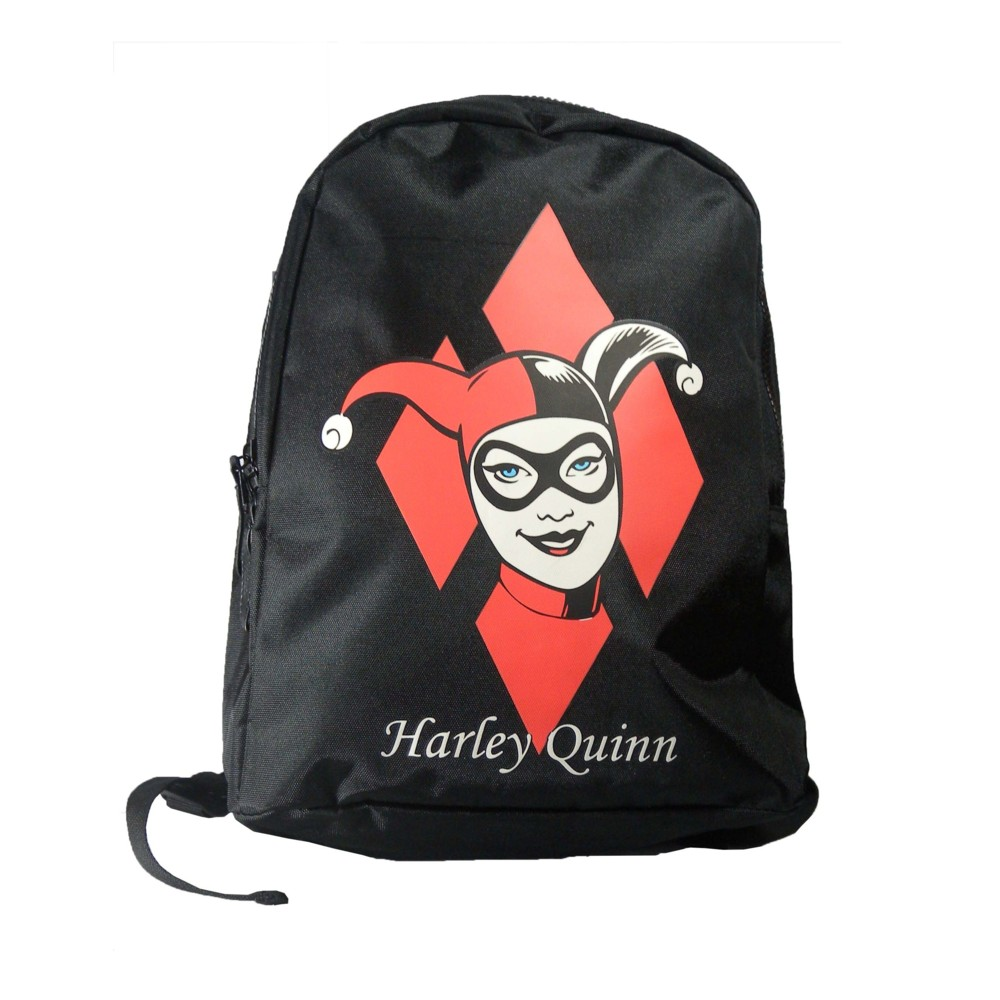Dc Comics Backpack Harley Quinn Sparkle Gift