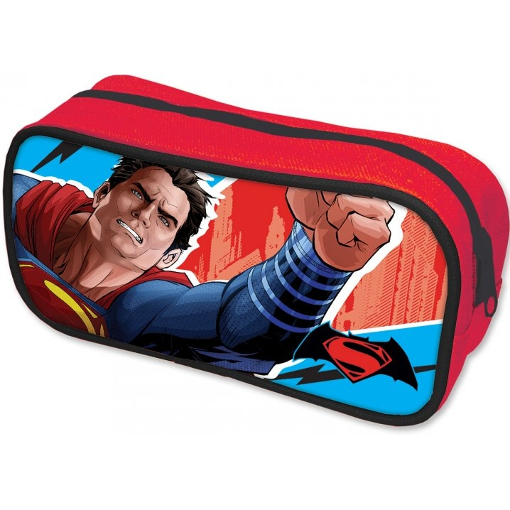 Batman V Superman Pencil Case Sparkle Gift