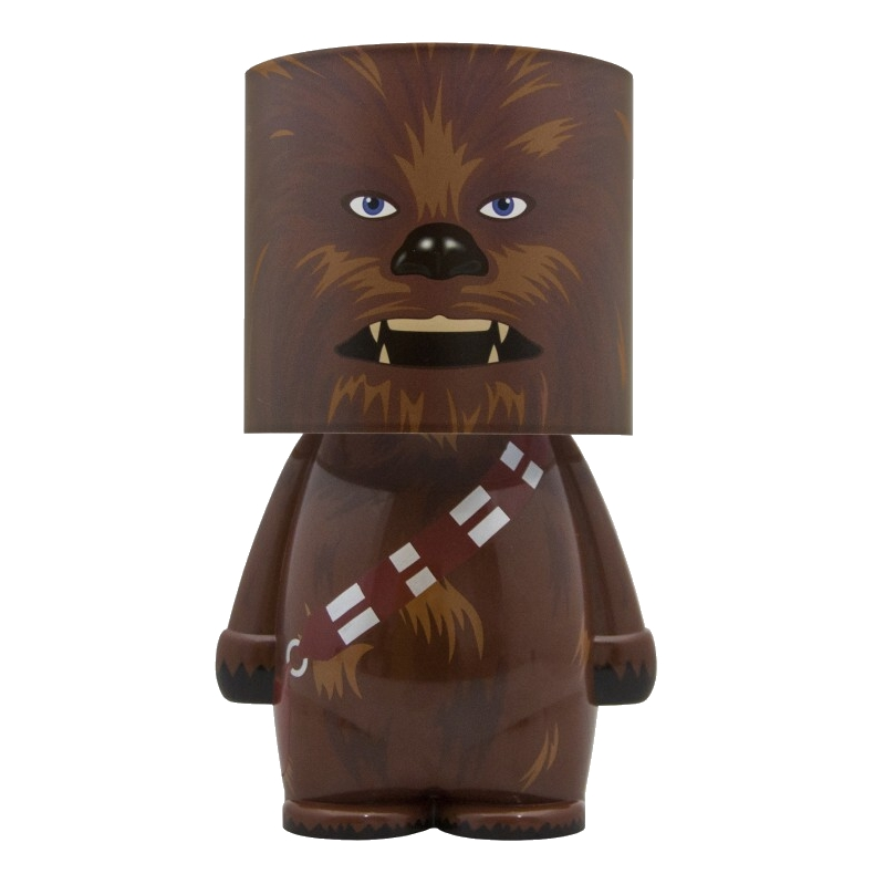 Star Wars Look-alite Chewbacca Led Mood Light Sparkle Gift