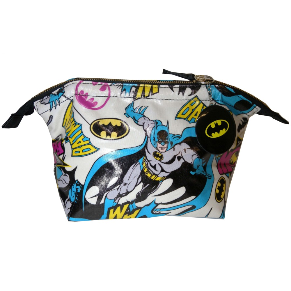 Batman Wash Bag Pop Art Sparkle Gift