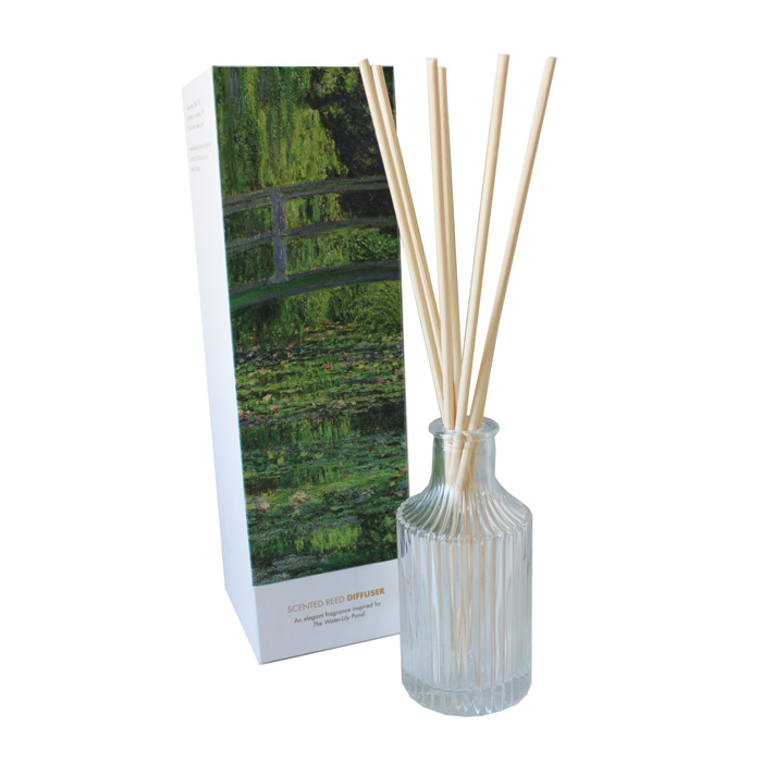 National Gallery Diffuser Water-lily Pond Sparkle Gift