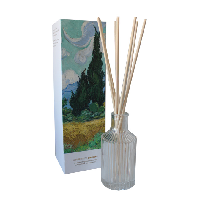 National Gallery Diffuser Wheatfield Sparkle Gift