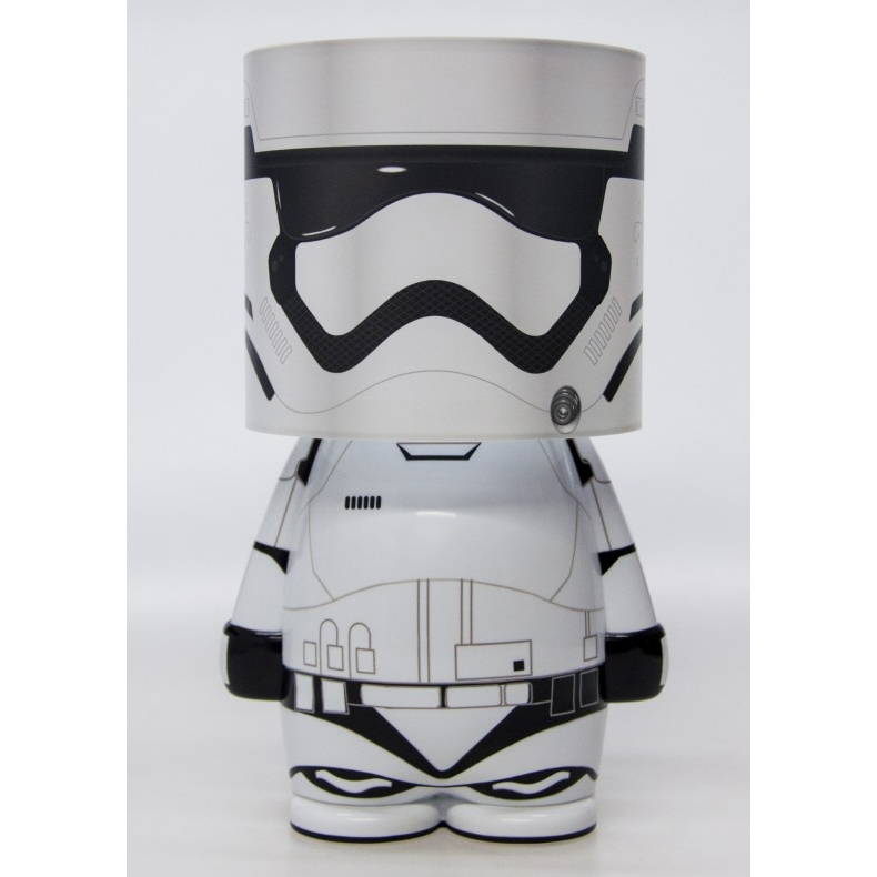 Star Wars Look-alite Ep7 Stormtrooper Mood Light Sparkle Gift