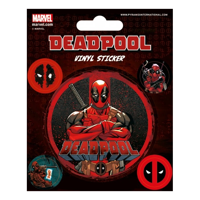 Deadpool sparkle gift