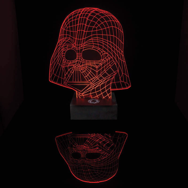 Star Wars Light Darth Vader Sparkle Gift