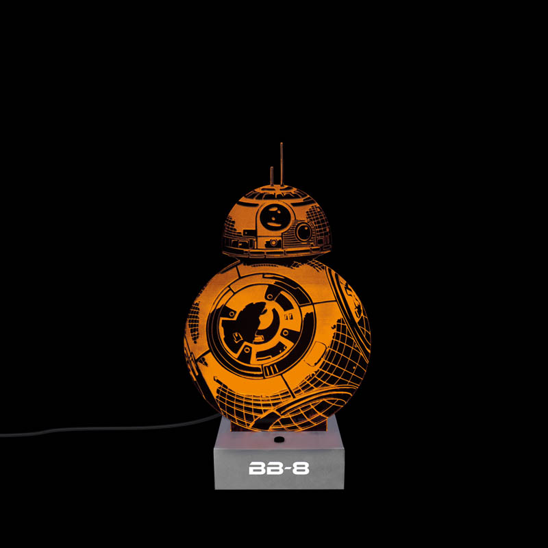 Star Wars Light Bb-8 Sparkle Gift