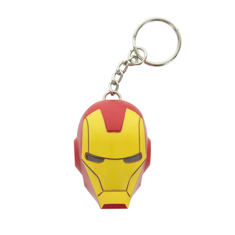 Marvel Led Torch Iron Man Sparkle Gift