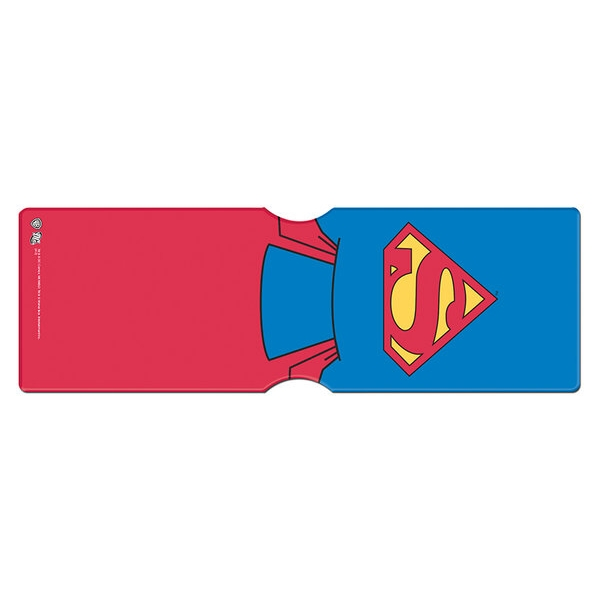 Superman Card Holder Cape Sparkle Gift