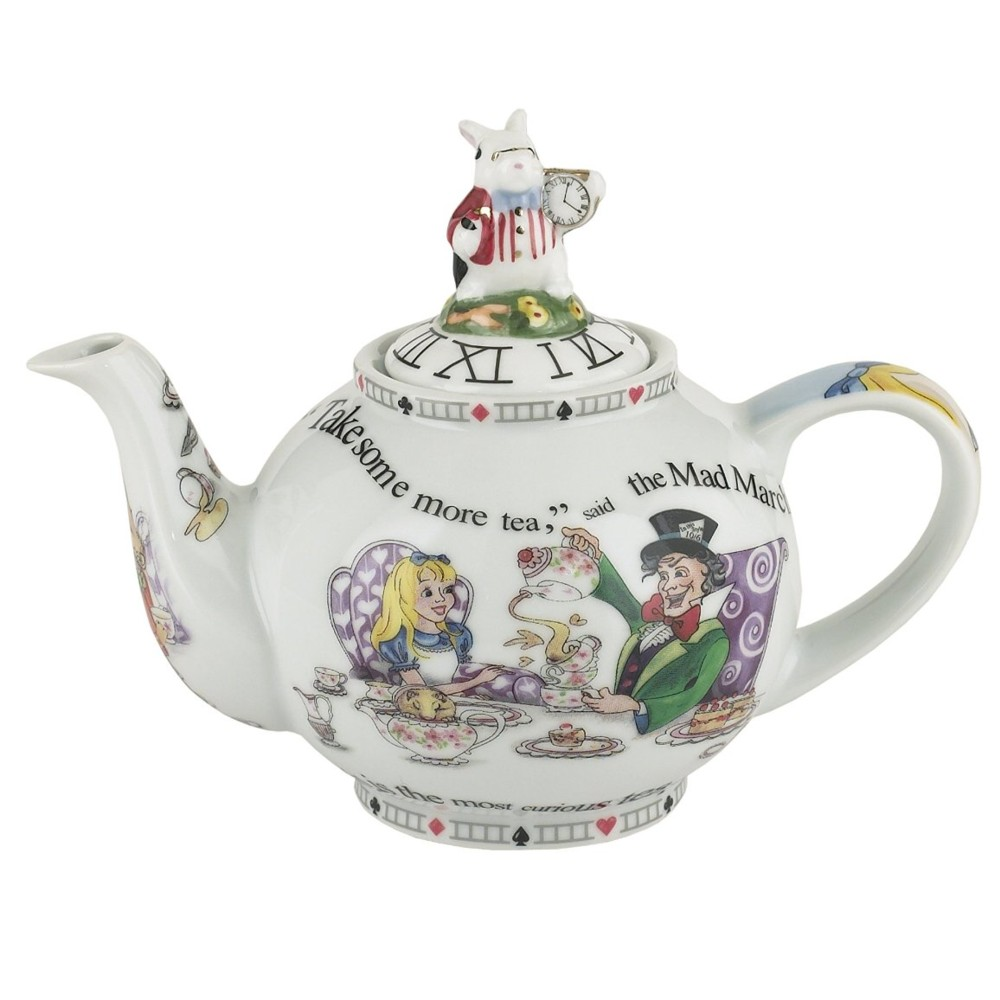 Alice 2 Cup Teapot Sparkle Gift