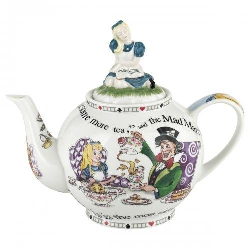 Alice 6 Cup Teapot Sparkle Gift