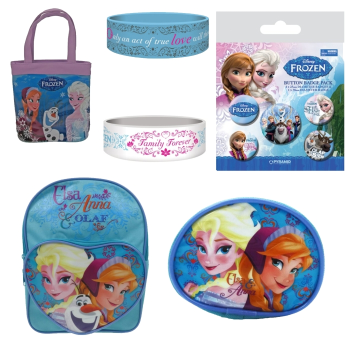 Frozen Bag Gift Pack Sparkle Gift