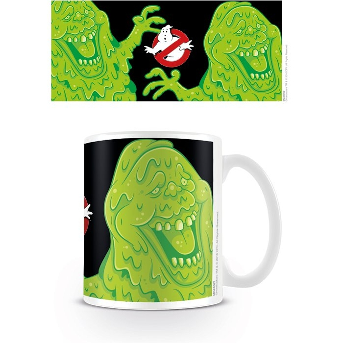 Ghostbusters Boxed Mug Slimer Sparkle Gift