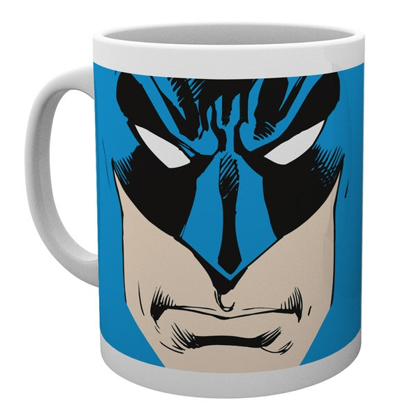 Batman Boxed Mug Close Up Sparkle Gift