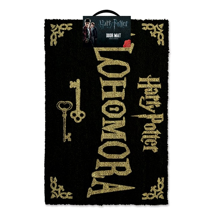 Harry Potter Doormat Alohomora Sparkle Gift