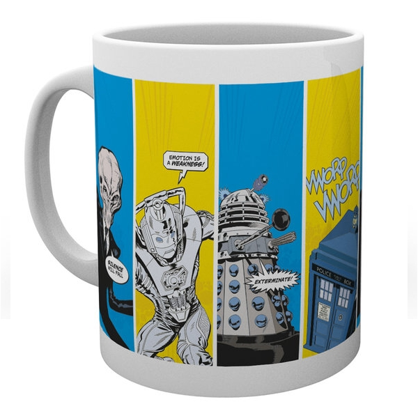 Doctor Who Boxed Mug Space Cadets Sparkle Gift