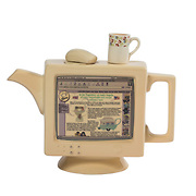 Teapot Computea Medium Sparkle Gift
