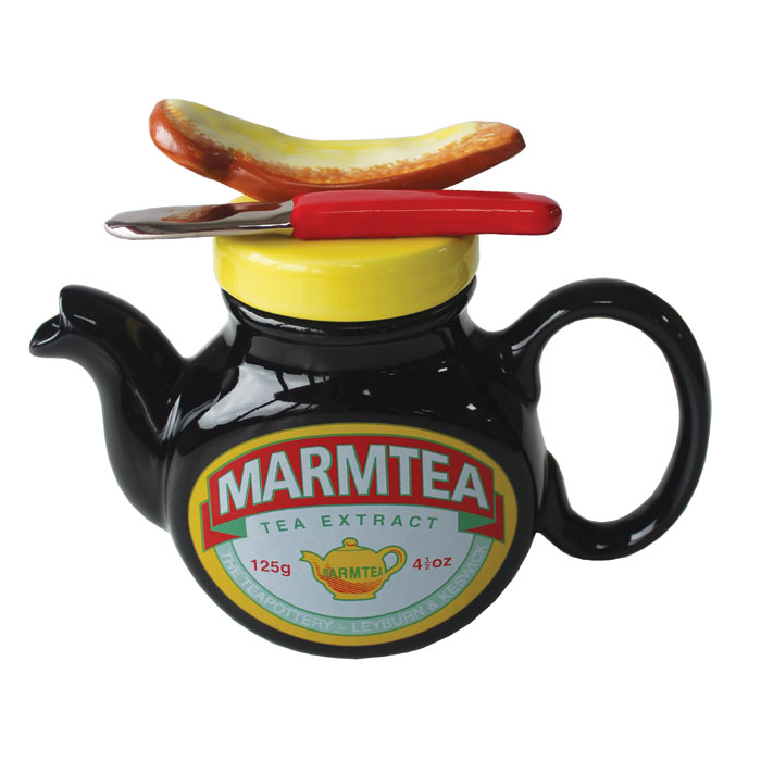 Teapot Marmtea Medium Sparkle Gift