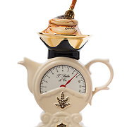 Teapot Scales Cream Medium Sparkle Gift