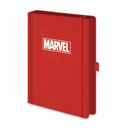 Marvel Premium A5 Notebook Logo Sparkle Gift