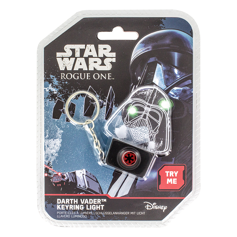 Star Wars Keyring Light Rogue One Darth Vader Sheet Music