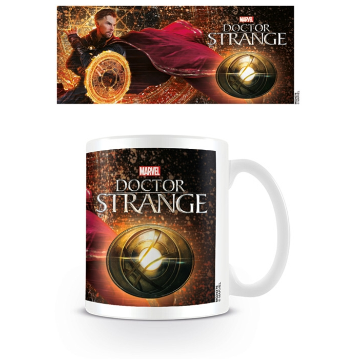 Marvel Boxed Mug Doctor Strange Magic Sheet Music