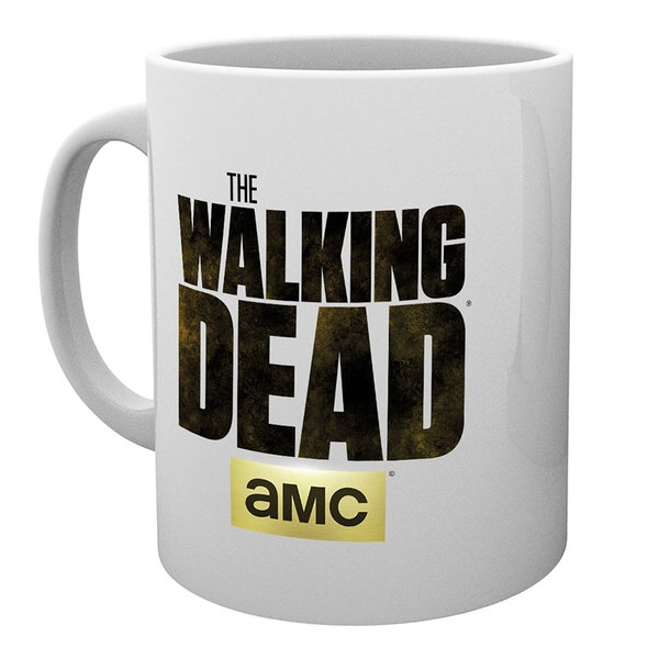 Walking Dead Boxed Mug Logo Sparkle Gift