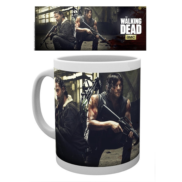 Walking Dead Boxed Mug Hunt Sparkle Gift