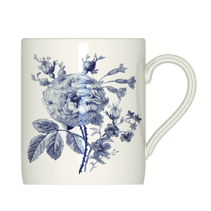 Royal Stafford Floral Weave Mug Blue 6 Pack Sparkle Gift
